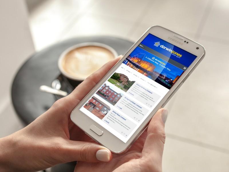 arwin Jones Mobile Responsive Website