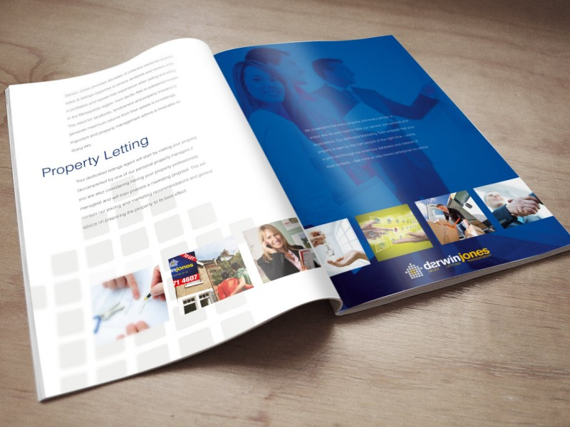 Darwin Jones Estate Agent Services Brochure