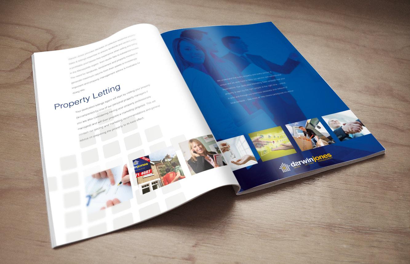 Darwin Jones Estate Agent Services Brochure