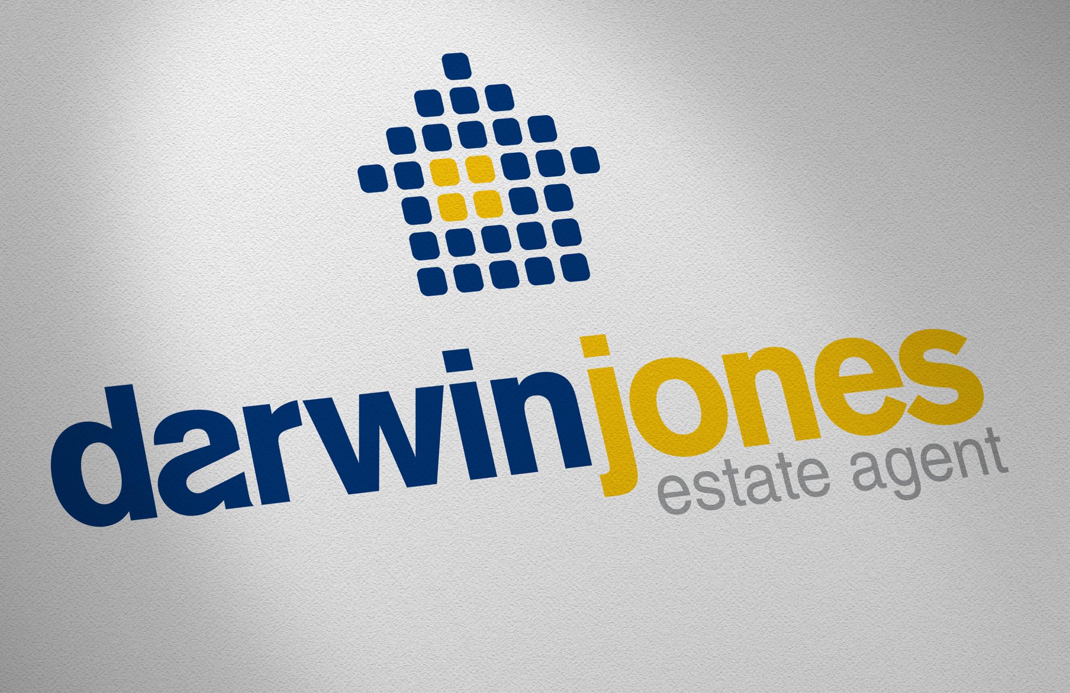 Darwin Jones Branding