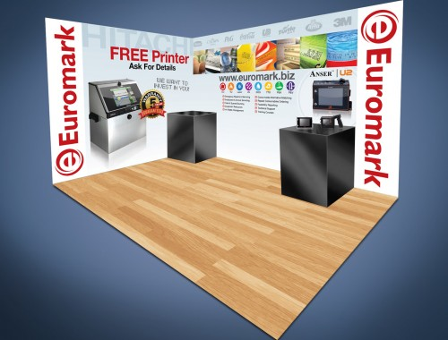 PPMA Exhibition Stand