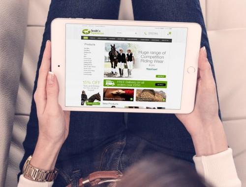 Smiths Equestrian Website