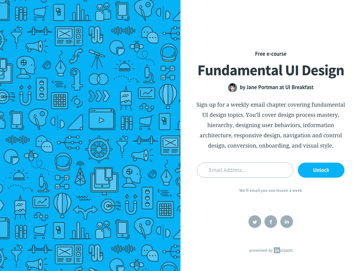 fundamental ui design